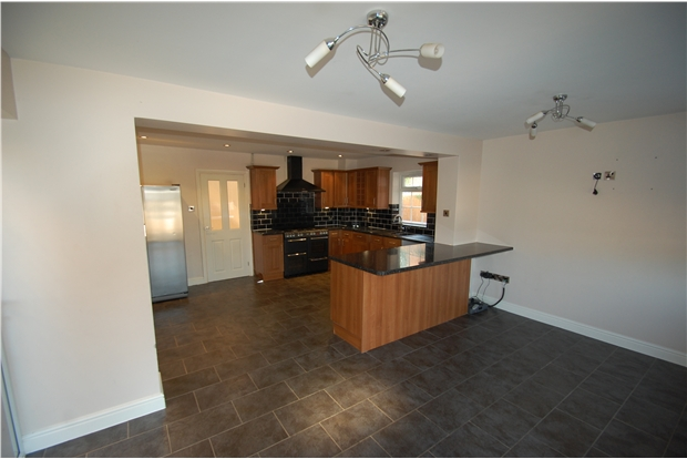 Kitchen & Dining Room Conversion